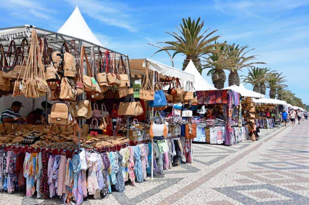 prezenty z korka Lagos Portugalia