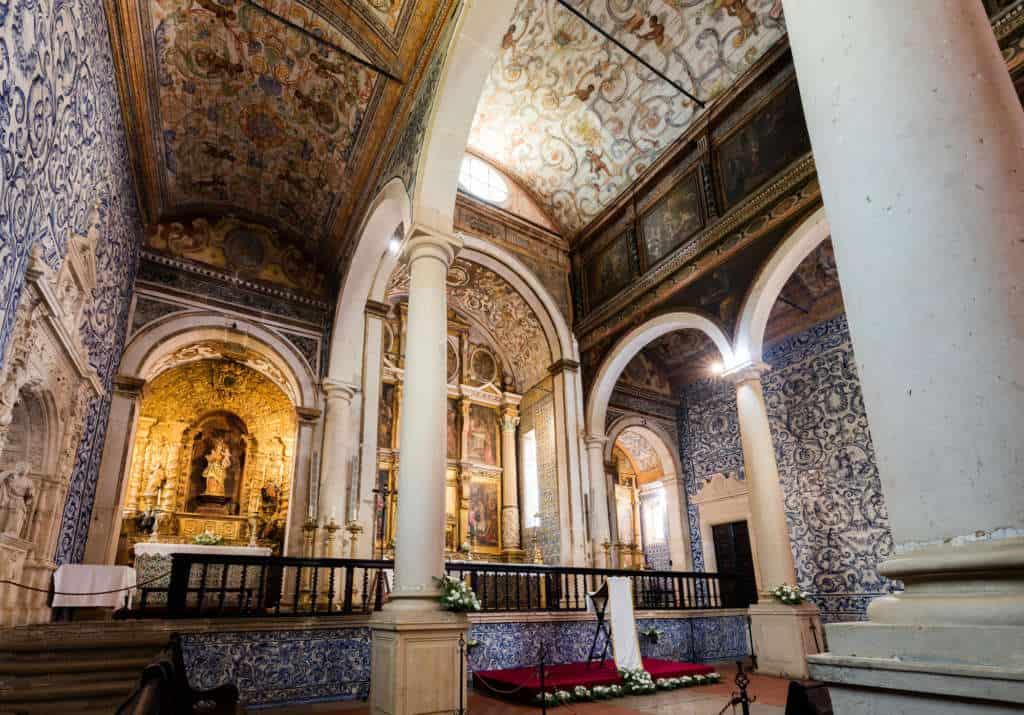 kościół Santa Maria Obidos