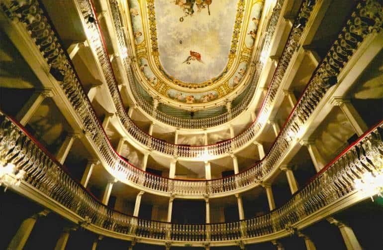 Teatr Lethes w Faro