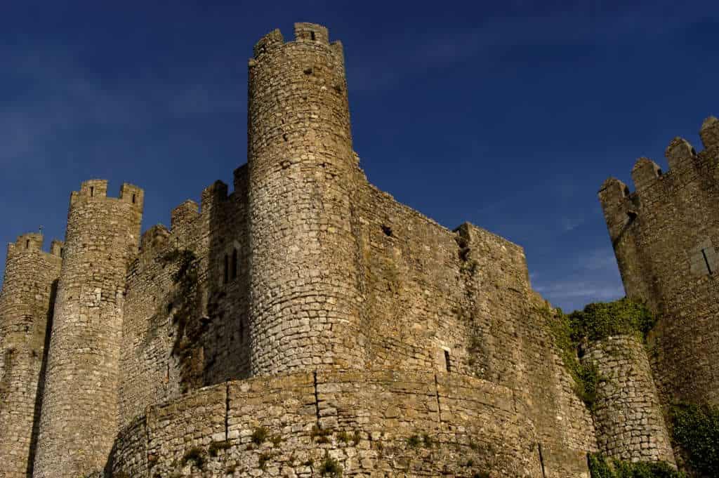 zamek Obidos wieza