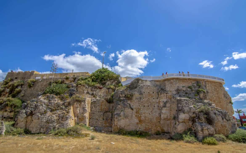 fort w Portimao