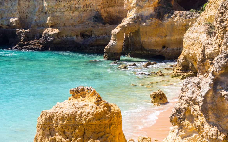 klify Algarve