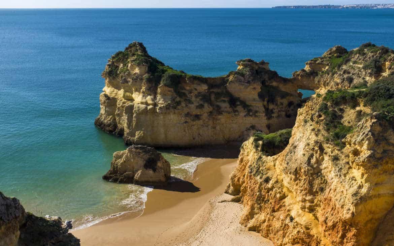 Plaża Trzech Braci Alvor
