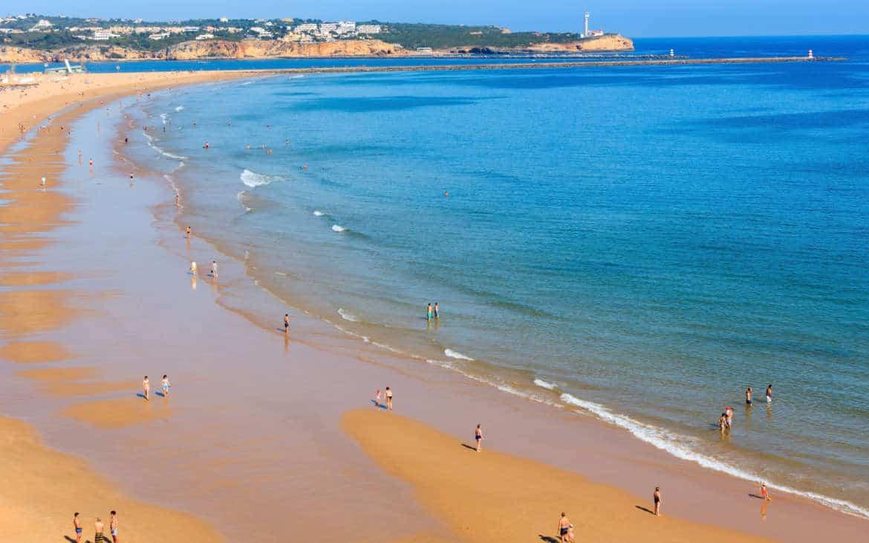 plaża Portimao