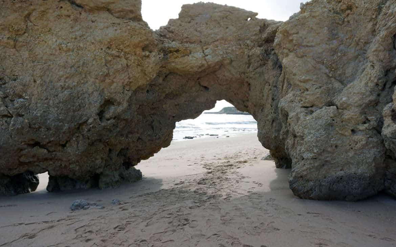 formacje skalne albufeira