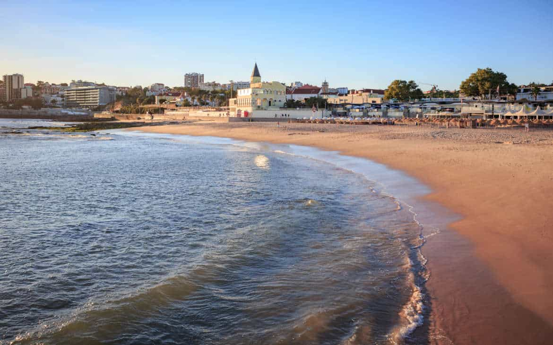 plaża Tamariz Cascais