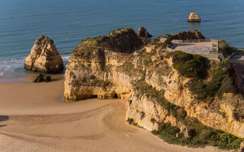 punkt widokowy praia da Rocha
