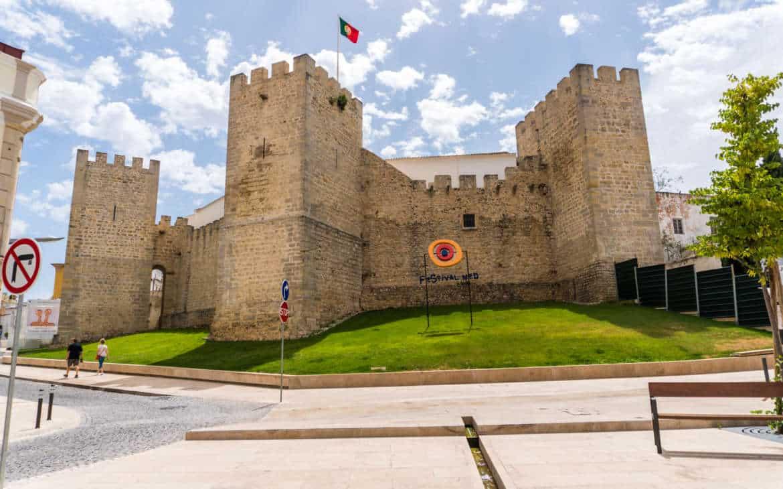 zamek w Loule