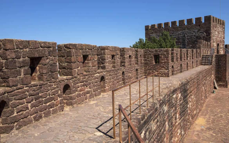 zamek w Silves
