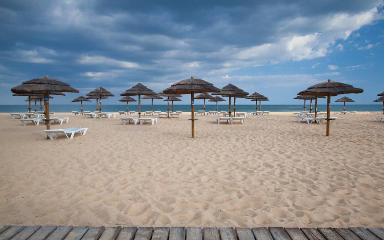 ilha de tavira plaża