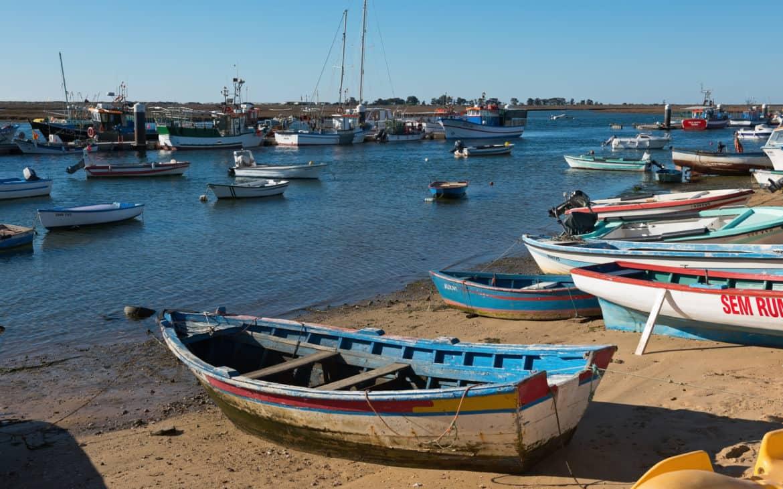 rybacy Portugalia