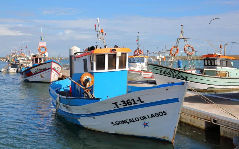 wioska rybacka Portugalia