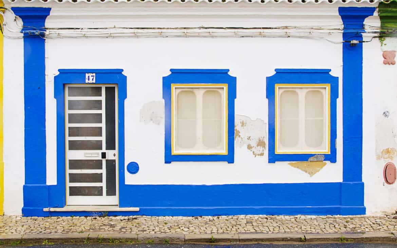 porto covo domy
