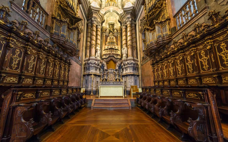 kaplica w kościele Kleryków