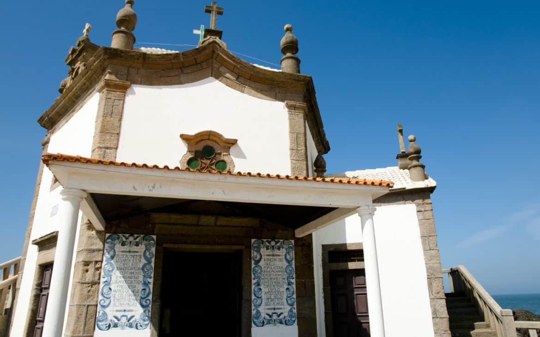 miramar wejście do kaplicy