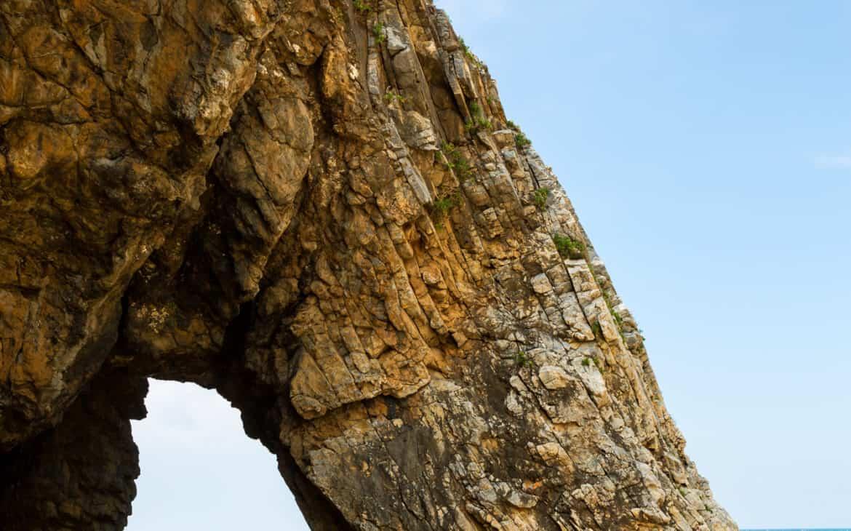 klif na Adraga