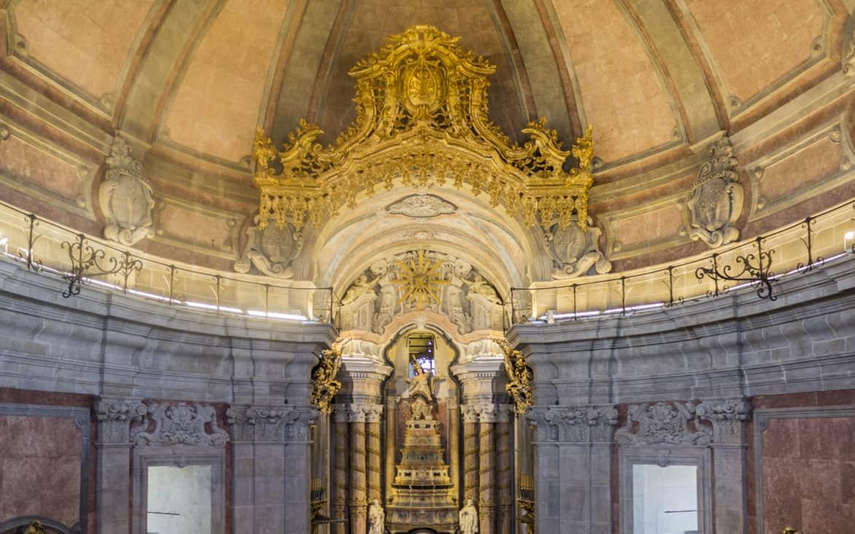 kościół kleryków detale
