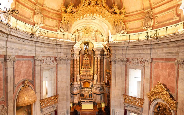 kościół Kleryków w Porto