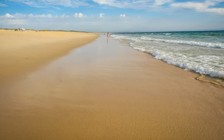 plaża Comporta