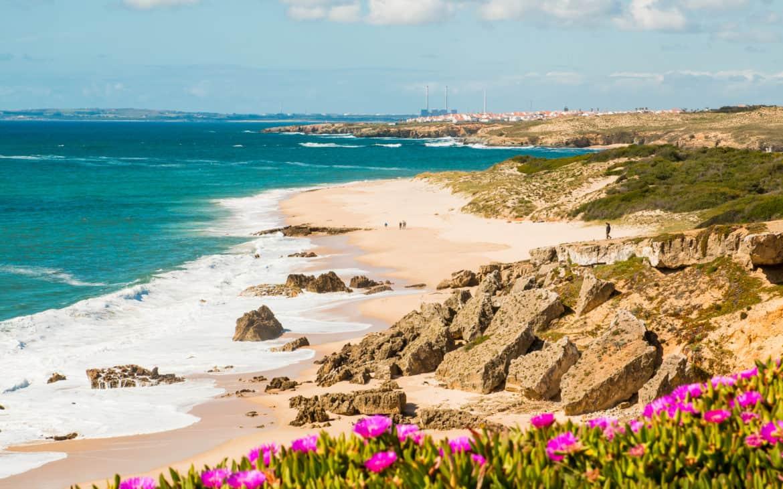 porto covo plaże