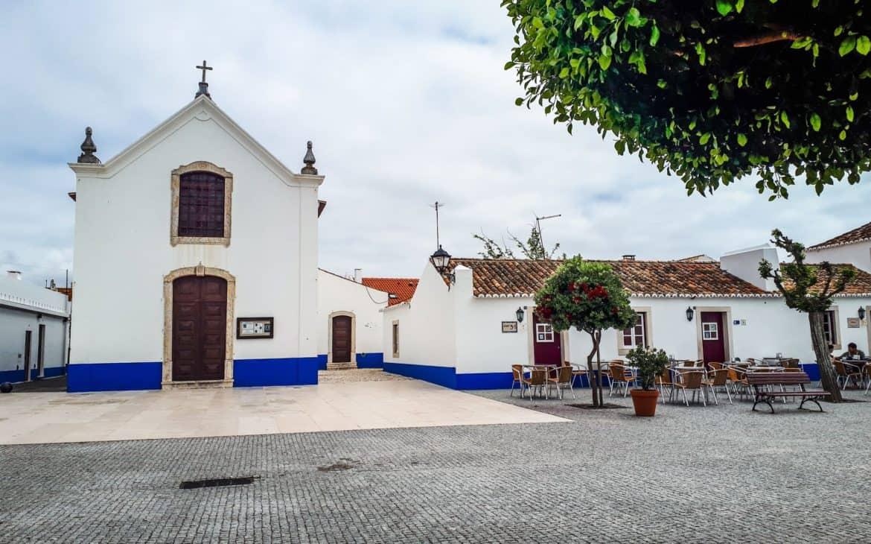 kościół w Porto Covo