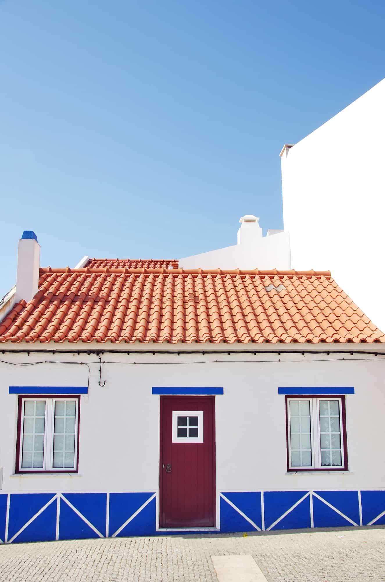Porto Covo dom