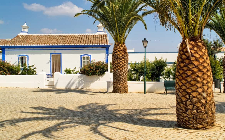 cacela velha miasto w Portugalii
