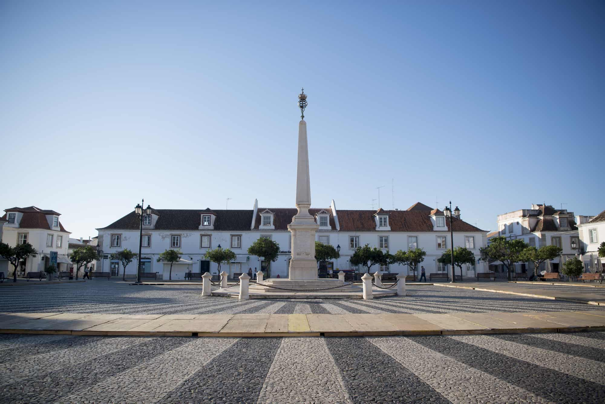 plac Markiza de Pombal