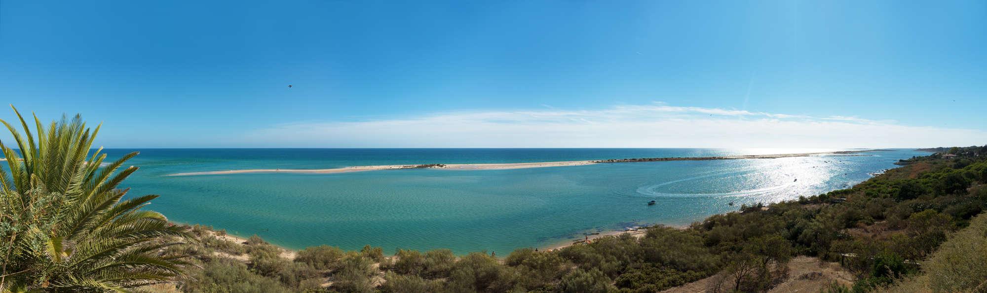 plaża w Cacela Velha