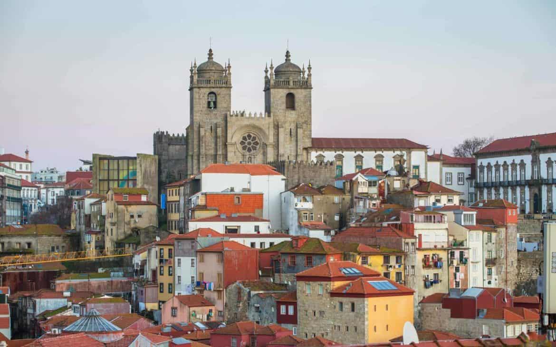 Katedra Se w Porto