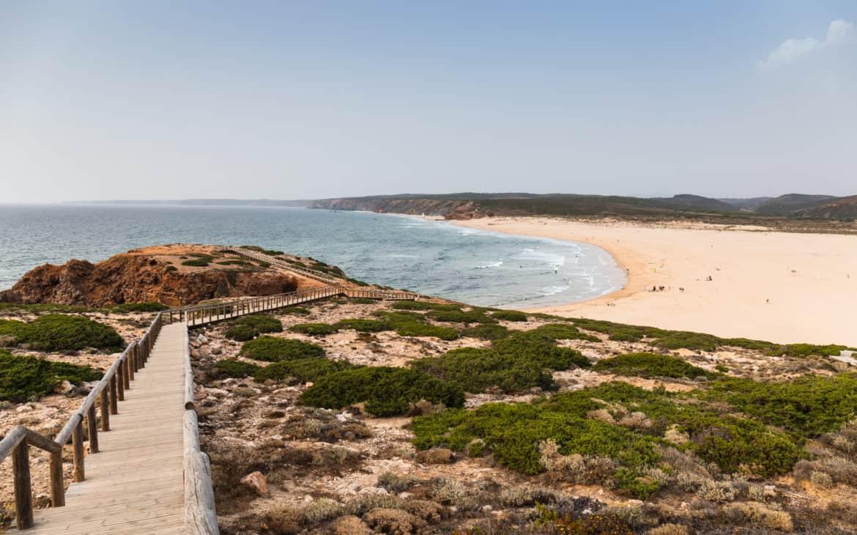 plaża Bordeira