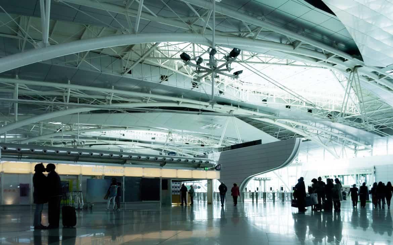 lotnisko w Porto