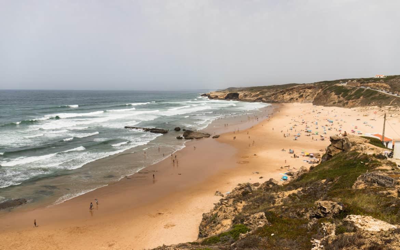 plaża w Aljezur