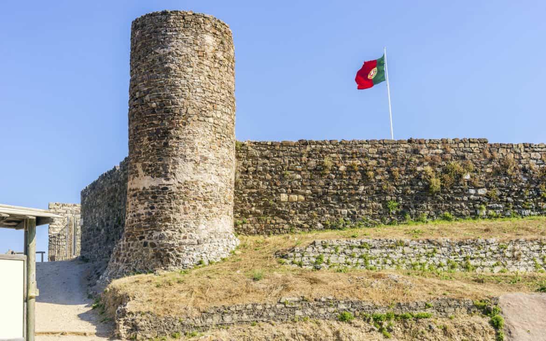 zamek w Aljezur